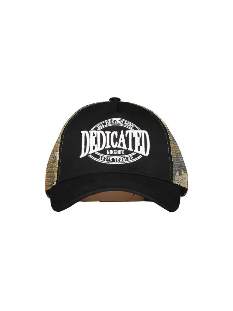 NIK & NIK Zwart Nik&Nik Dedicated Cap