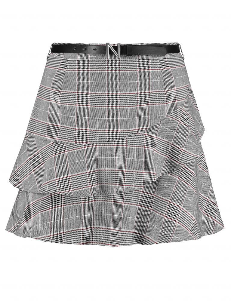 NIKKIE Grijs Nikkie Luna Skirt