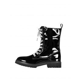 NIK & NIK Zwart Nikkie Jill Boots