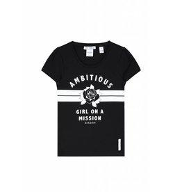 NIK & NIK Zwart Nik en Nik Mission Shirt