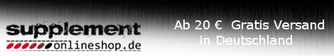 Onlineshop für Fitness - Muskelaufbau - Diät und Sportnahrung.