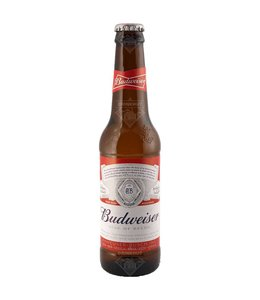 Budweiser USA Bud King of Beers 33cl