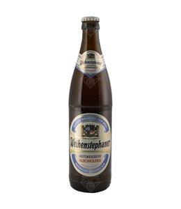 Bayerische Staatsbrauerei Weihenstephan Weihenstephaner Hefeweissbier Alcoholvrij 50cl