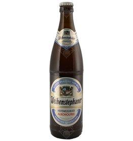 Weihenstephaner Hefeweissbier Alcoholvrij 50cl
