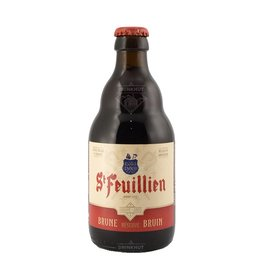 St. Feuillien Bruin 33cl