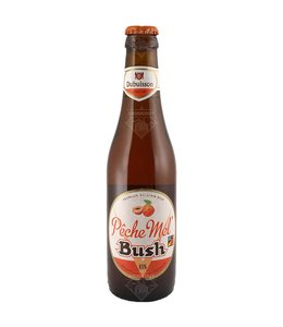 Brasserie Dubuisson Bush Pêche Mel 33cl