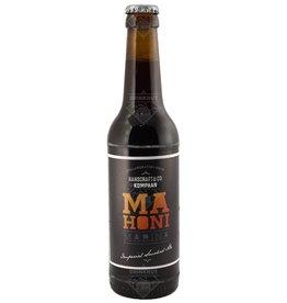 Kompaan Mahoni Marina Imperial Smoked Ale 33cl