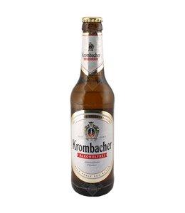 Krombacher Group Krombacher Alcoholvrije Pilsener 33cl