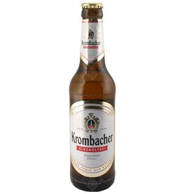 Krombacher Alcohol Free Pilsener 33cl