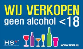 Alcoholsticker