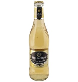 Strongbow Apple Ciders Gold 33cl