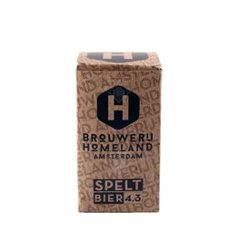 Homeland Spelt Bier 33cl