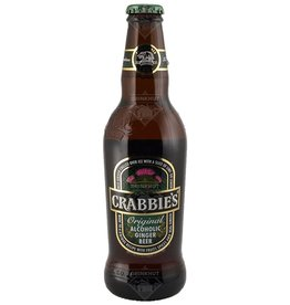 Crabbie's Original Alcoholic Ginger Beer 33cl