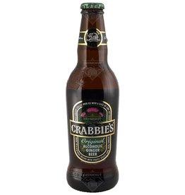 Crabbie's Original Alcoholic Ginger Beer 33cl