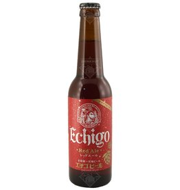 Echigo Red Ale 33cl