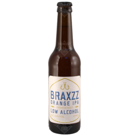 Braxzz Orange IPA 33cl