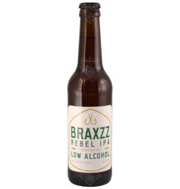 Braxzz Rebel IPA 33cl