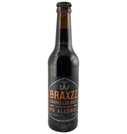 Braxzz Barrelled Bock 33cl