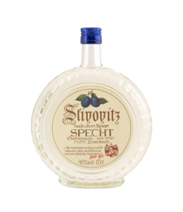 Specht Specht Slivovitz 70cl