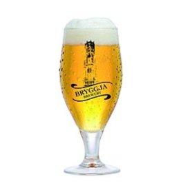 Bryggja Brewery Glass 33cl