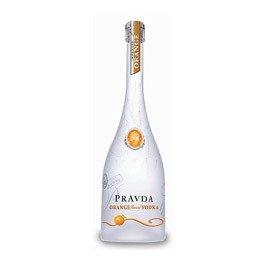 Pravda Orange Vodka 70cl