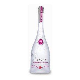 Pravda Raspberry Vodka  70cl