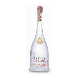 Pravda Pravda Peach Vodka 70cl