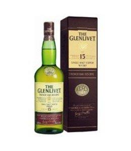 The Glenlivet The Glenlivet 15 Years French Oak 70cl