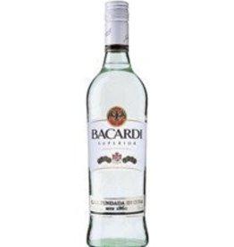 Bacardi Superior Rum 3 Liter