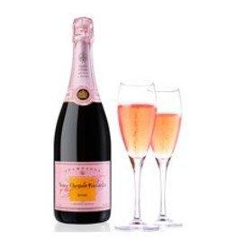 Veuve Clicquot Rosé Champagne 75cl