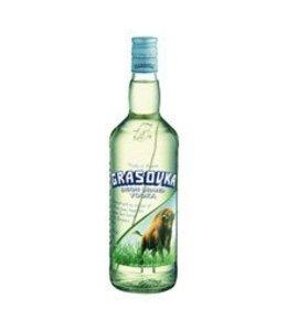 Grasovska Bison Brand Vodka 70cl