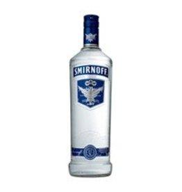 Smirnoff Blue Vodka 1 Liter