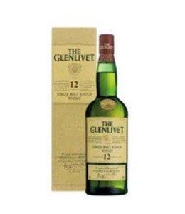 The Glenlivet The Glenlivet 12 Years 70cl