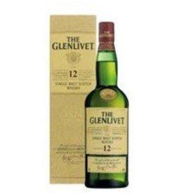 The Glenlivet 12 Years 70cl