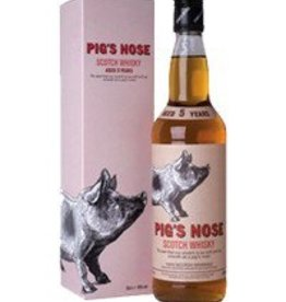 Pig's Nose Whisky 70cl