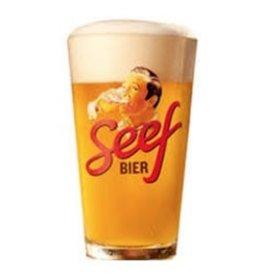 Seef Bier Glass