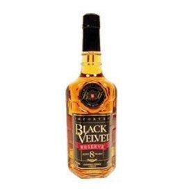 Black Velvet Reserve 8 Years 1 Liter