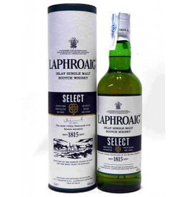 Laphroaig Select Single Malt 0.70 Liter