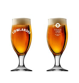 Lowlander Beer Glas 33cl