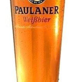 Paulaner Weissbier Glas 50cl