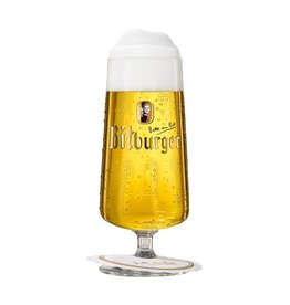 Bitburger Glas