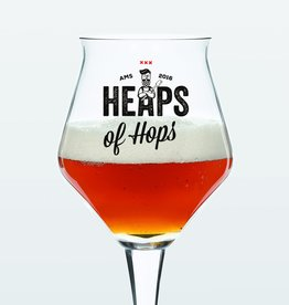 Heaps Of Hops Glas