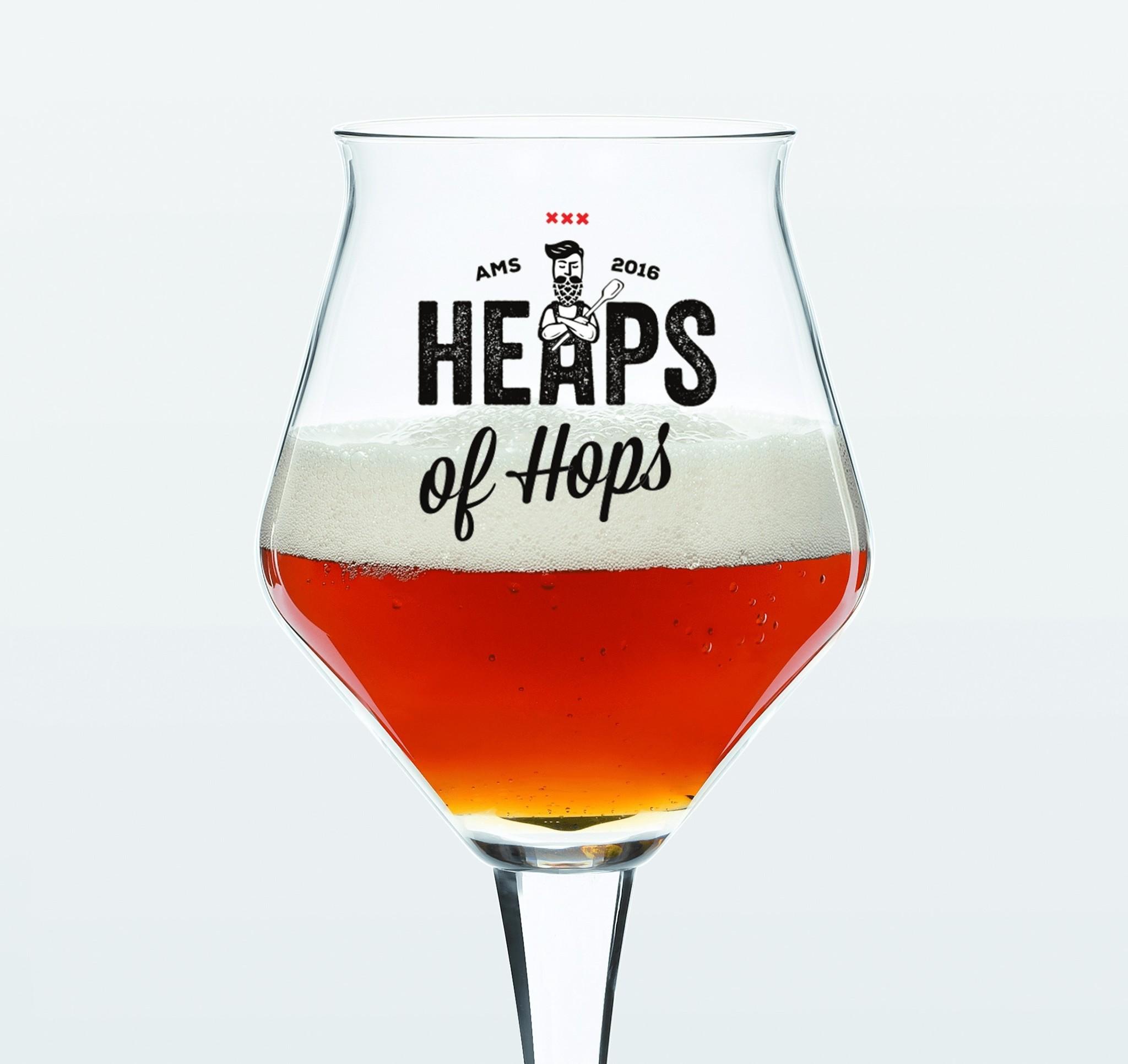 Heaps Of Hops Heaps Of Hops Glass