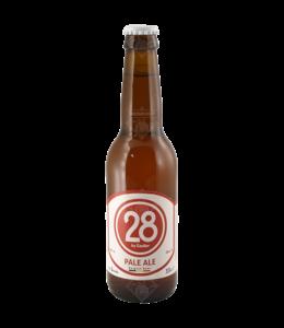 Brasserie Caulier Caulier 28 Pale Ale 33cl