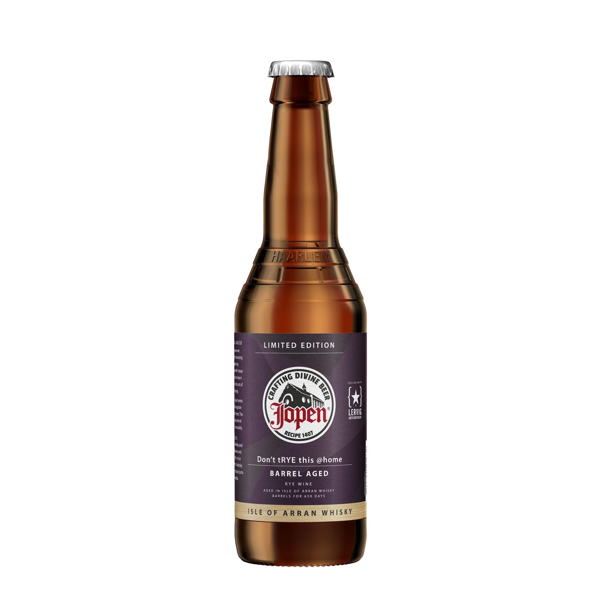 Brouwerij Jopen Jopen - Don't Trye This @ Home BA Isle of Arran