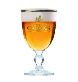 Gouden Carolus Glas 25cl