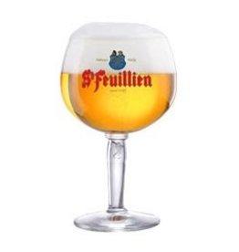 St Feuillien Glas