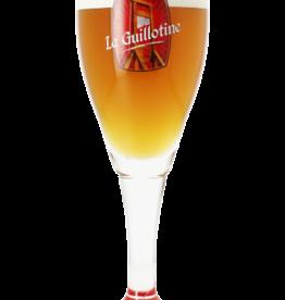 La Guillotine Glas