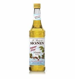Monin - Hazelnoot suiker vrij