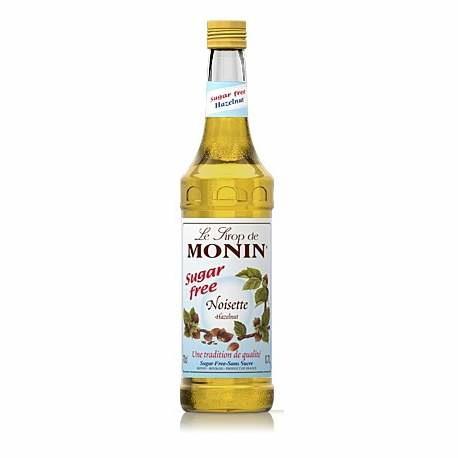 monin Monin - Hazelnoot suiker vrij